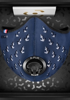 Masque Anti-pollution R-PUR