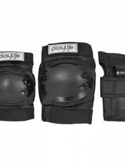 Set de protections PLAYLIFE  enfants