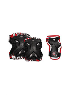 Set de protections KIDS POWERSLIDE PRO ROBOT